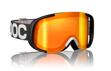 Poc Cornea Flow Goggle black